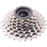 Freewheel 7-speed Sunrace 13-28T - Chroom
