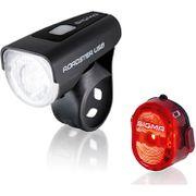 Sigma usb k-set roadstar koplamp led 25 lux oplaad