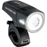 Sigma voorlamp led lightster usb 25 lux li-ion acc