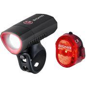 Sigma buster 300 hl k-set koplamp 300 lumen en nug