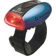 Sigma achterlicht Micro batterij blauw