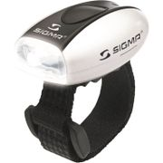 Sigma voorlamp micro wit led wit