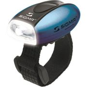 Sigma voorlamp micro wit led blauw