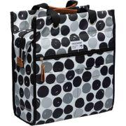 Pakaftas Lilly Single 027 - 18 liter - Dots Zwart