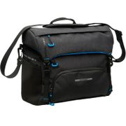 Schoudertas / pakaftas Messenger Bag Black - 16,5