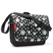 TAS NEW LOOXS CAMEO MESSENGER BLACK CIRCLE