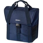 Enkele Fietstas Go-Single Deep Denim Blue 18-Liter