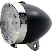 Union koplamp UN-4900 Retro Plus batt zwart
