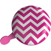 Urban Proof Dingdong bel 80mm Chevron Roze