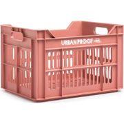 UP Fietskrat 30L Warm pink - RECYCLED