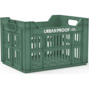 UP Fietskrat 30L Frosty green - RECYCLED