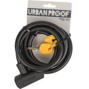Urban Proof kabelslot 12mm 150cm zwart