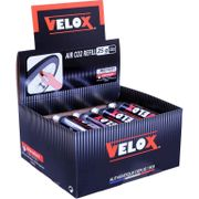 Velox display Co2 patronen 25gr