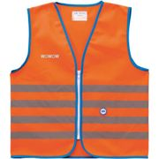 Wowow Fun Jacket Orange Large