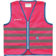 VEST WW FUN JACKET REFLECTIE ROZE S