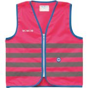 VEST WW FUN JACKET REFLECTIE ROZE M