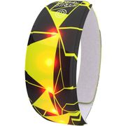 Wowow Lightband Urban geel 3M XL Rode LED