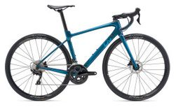 Langma Advanced 2 Disc-HRD XS Chameleon Blue