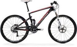 NINETY-NINE CARBON 3000 DISC WHITE/CARB/RED 18""