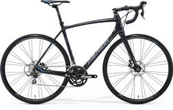 RIDE DISC 3000 CARBON/LIGHT GREY/BLUE S-M