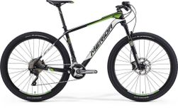 BIG SEVEN 6000 SILK CARBON/WHITE/GREEN 20
