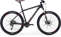BIG SEVEN 500 MATT BLACK/RED GREY 20