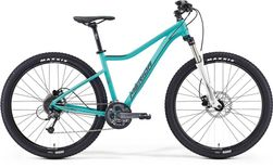 JULIET 7. 300 MATT MINT GREEN/BLACK 18.5""