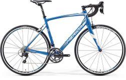 RIDE 400 SILK BLUE/WHITE M-L