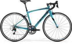 RIDE JULIET 400 SILK BLUE/BLACK S-M