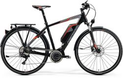 E-SPRESSO 900 EQ SPORT MATT BLACK/RED/GREY 46CM
