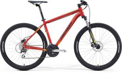 BIG SEVEN 20 MATT RED/YELLOW/BLACK 18.5