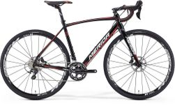 CYCLO CROSS 700 BLACK/SIGNAL RED 47CM