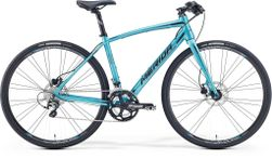SPEEDER 300 JULIET MATT PETROL BLUE/BLACK 56CM