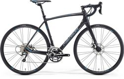 RIDE 3000 DISC SILK CARBON/BLUE/GREY L