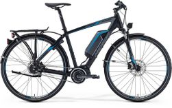 E-SPRESSO 800 EQ SPORT MATT BLACK/BLUE/GREY 46CM