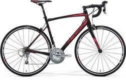 RIDE 300-30 SILK BLACK/RED XL