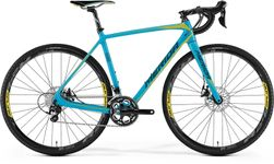 CYCLOCROSS 6000 SHINY BLUE/BLUE/YELLOW L