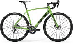 CYCLOCROSS 700 GREEN/BLACK S-M