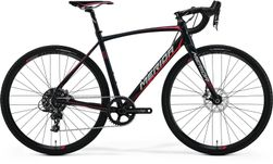 CYCLOCROSS 600 DARK BLUE/RED/WHITE S-M