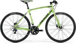SPEEDER 400 GREEN/BLACK  56CM
