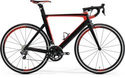 REACTO 7000-E MATT CARBON/RED M-L