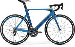 REACTO 6000 MATT BLUE/DARK BLUE/LIME L