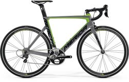REACTO 500 MATT BLACK/GREEN/WHITE XL