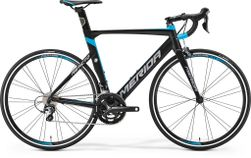 REACTO 300 MATT BLACK/BLUE/GREY S 50CM