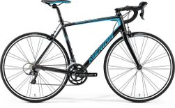 SCULTURA 100 BLACK/BLUE S-M