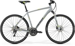 CROSSWAY 300 MATT GREY/GREEN/BLACK 61CM