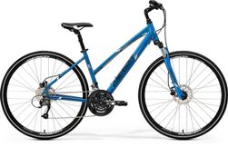 CROSSWAY 40 BLUE/WHITE/BLACK 50CM LADIES