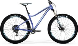 BIG TRAIL 600 METALLIC BLUE/GREY/BLUE 19""