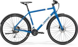 CROSSWAY URBAN 500 METALLIC BLUE/WHITE 58CM