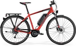 E-SPRESSO 600 EQ MAT RED/GREY/BLACK 56CM